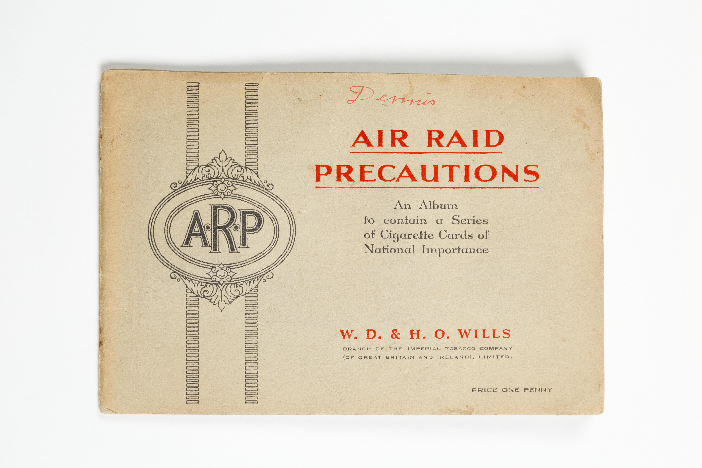 Air Raid Precautions book