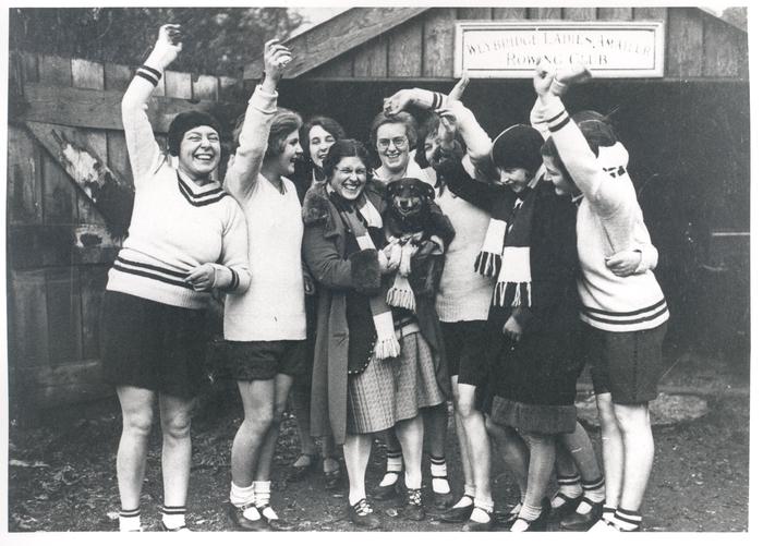 Weybridge Ladies' Amateur Rowing Club