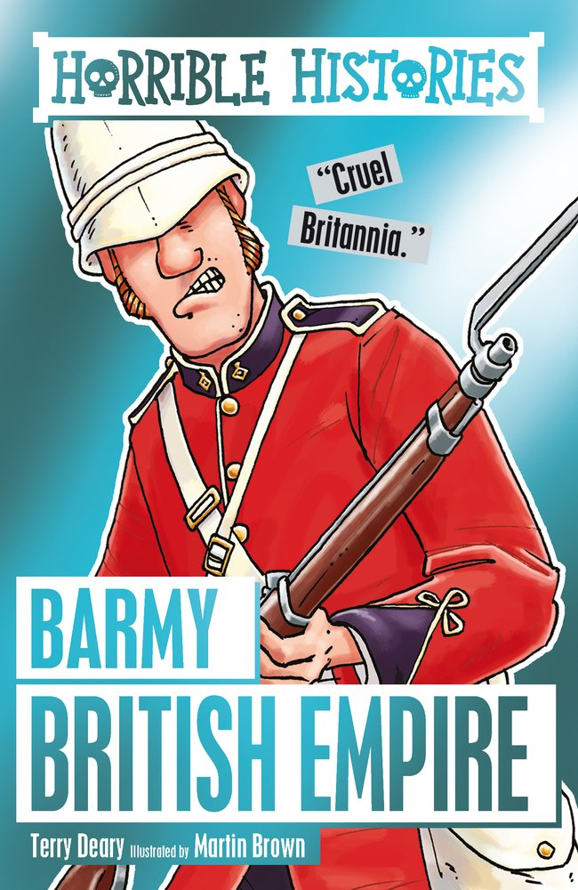 'Barmy British Empire' by Terry Deary