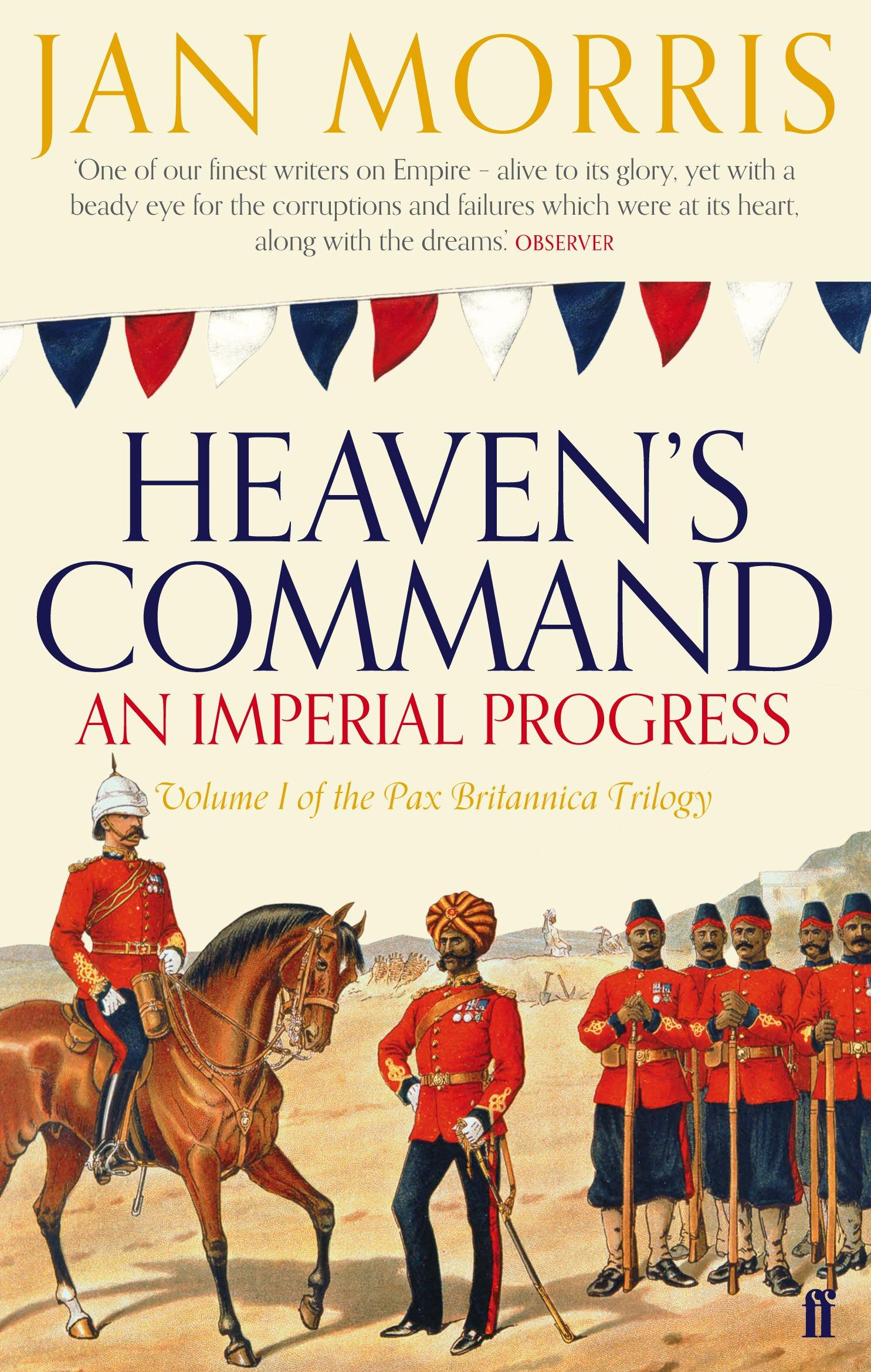 'Heaven's Command' by Jan Morris