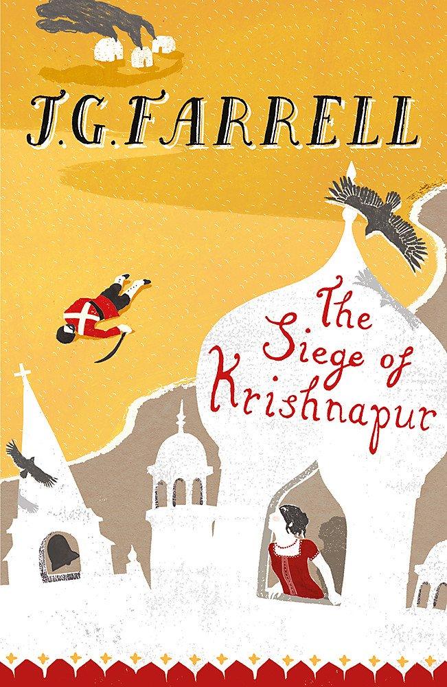 'The Siege of Krishnapur', by J. G. FarrellBooklist The Siege of Krishnapur