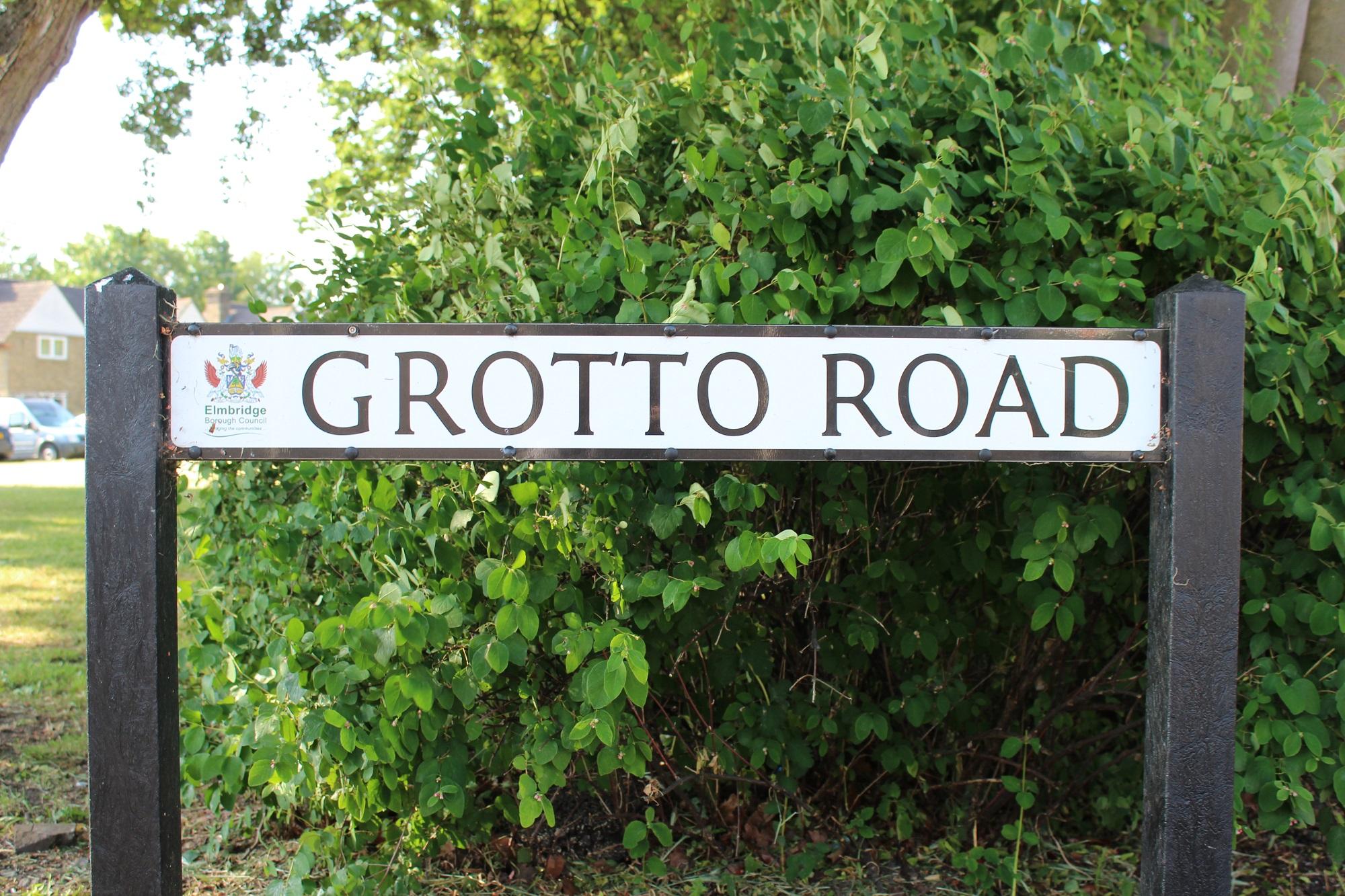 Grotto Road, Weybridge.