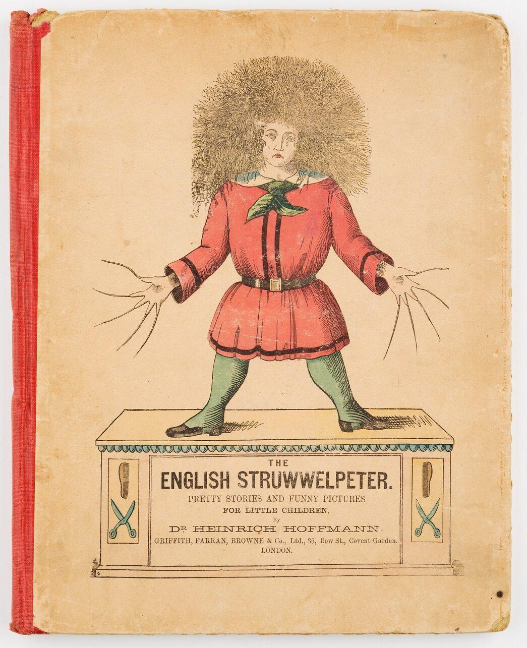 The original 'Struwwelpeter' in English.