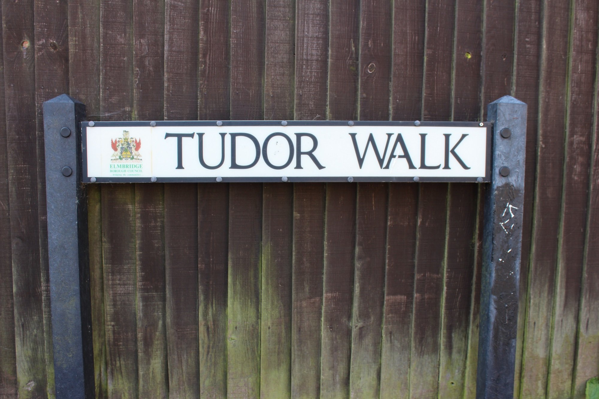Tudor Walk, Weybridge.